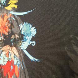 """card 13x18 """"dark forest"""""""