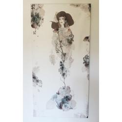 """carte postale """"kaléidoscope"""""""