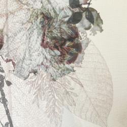 """card 13x18 """"pink shadow"""""""