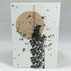 "Notebook - ""les irréelles : poppies""."